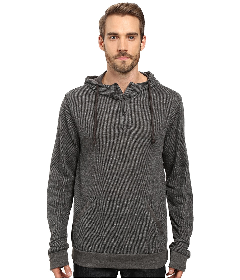 Alternative - Eco Vertigrain Anorak Hoodie (Vertigrain Tarmac) Men's Sweatshirt