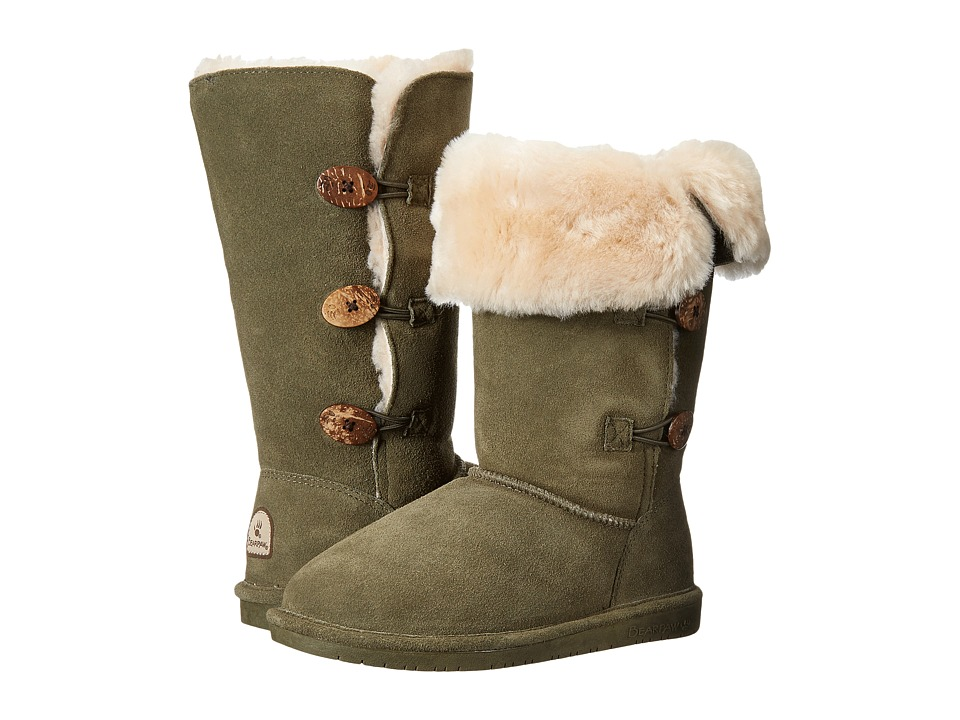 Bearpaw Lauren (Olive) Women