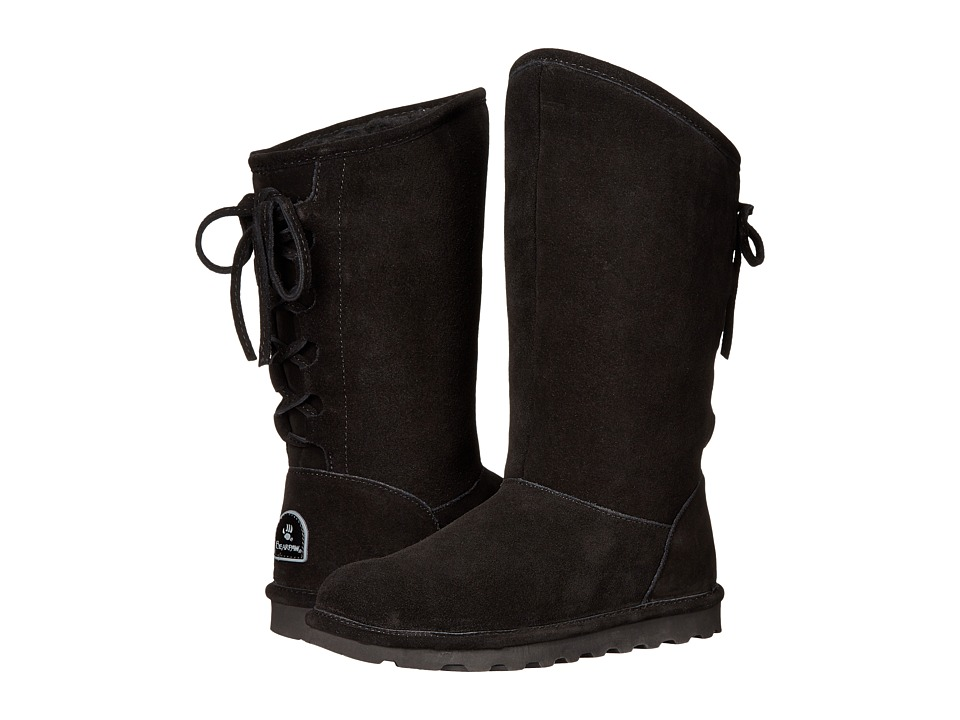 Bearpaw Phylly (Black) Women