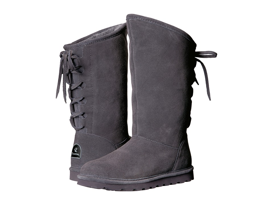 Bearpaw - Phylly (Charcoal) Women's Shoes