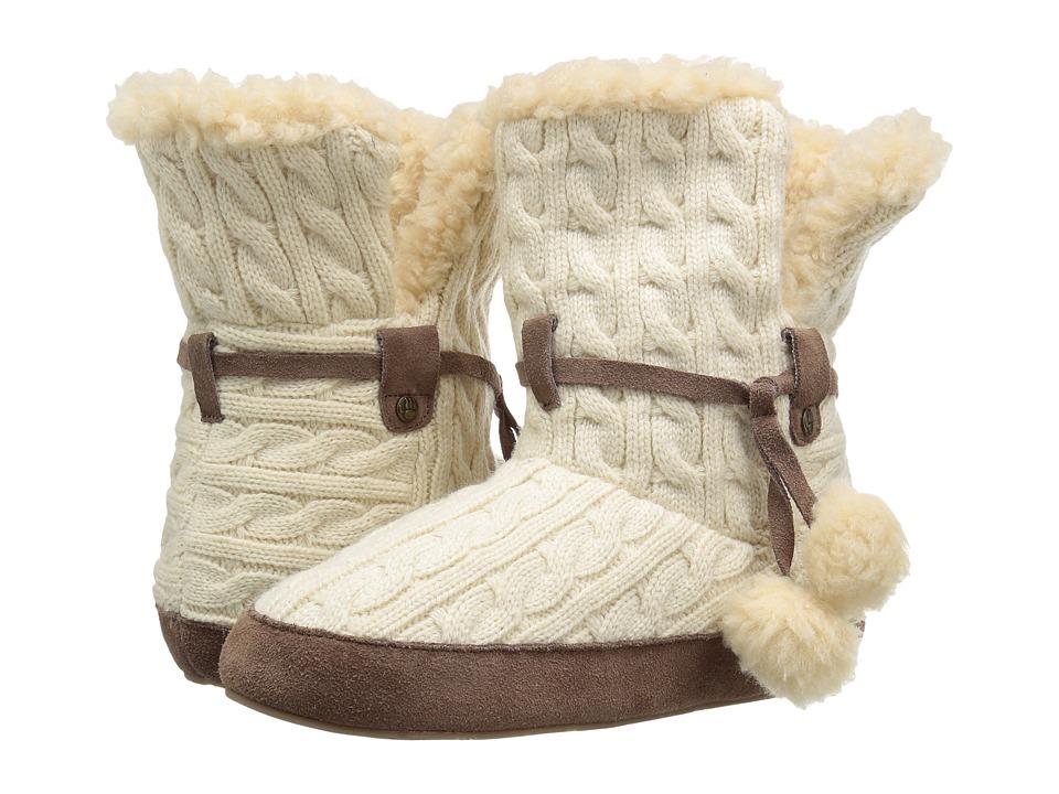 Bearpaw - Trista (Linen Knit) Women's Shoes