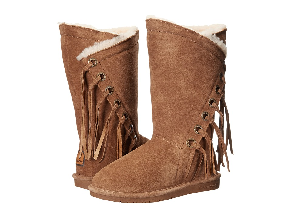 Bearpaw Kathy (Hickory Suede) Women