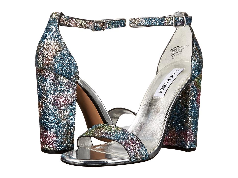 Steve Madden - Carrson (Glitter Multi) High Heels