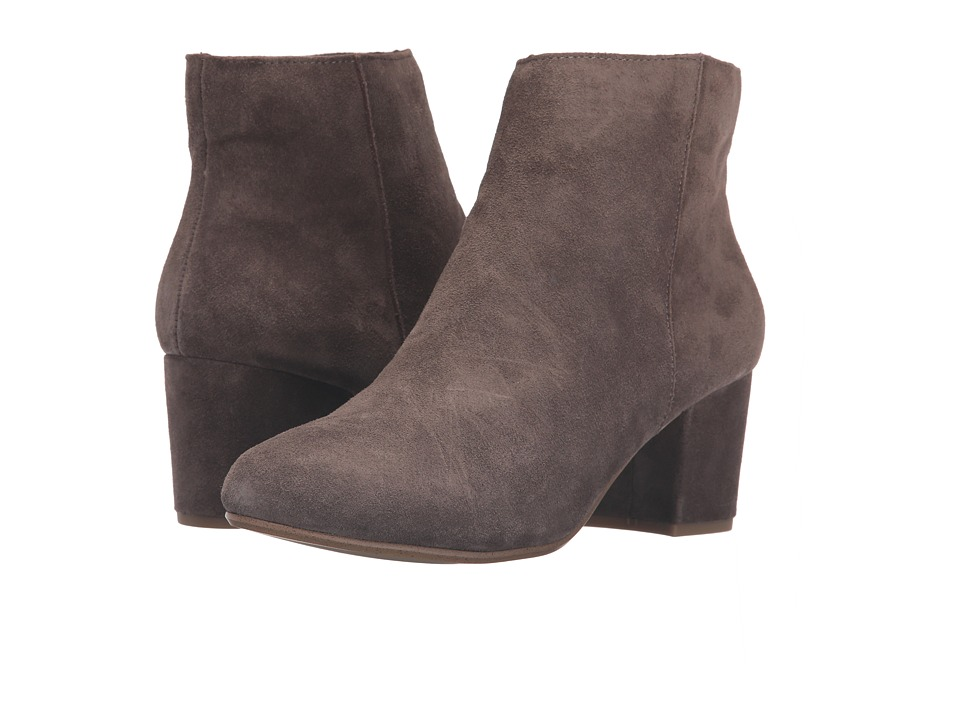 Steve Madden - Holster (Grey Suede) Women's Pull-on Boots
