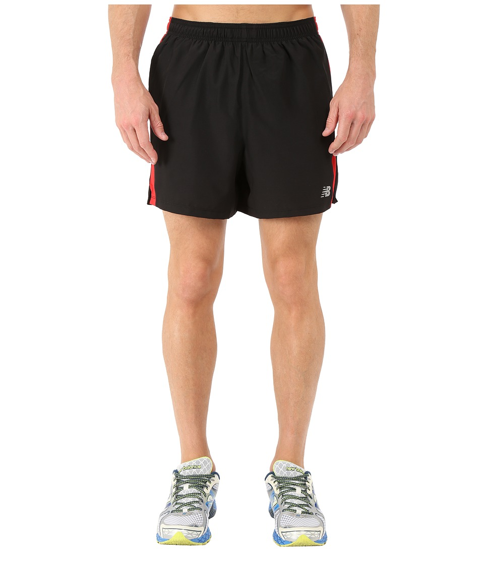 New Balance - Accelerate Shorts (Chrome Red) Men's Shorts