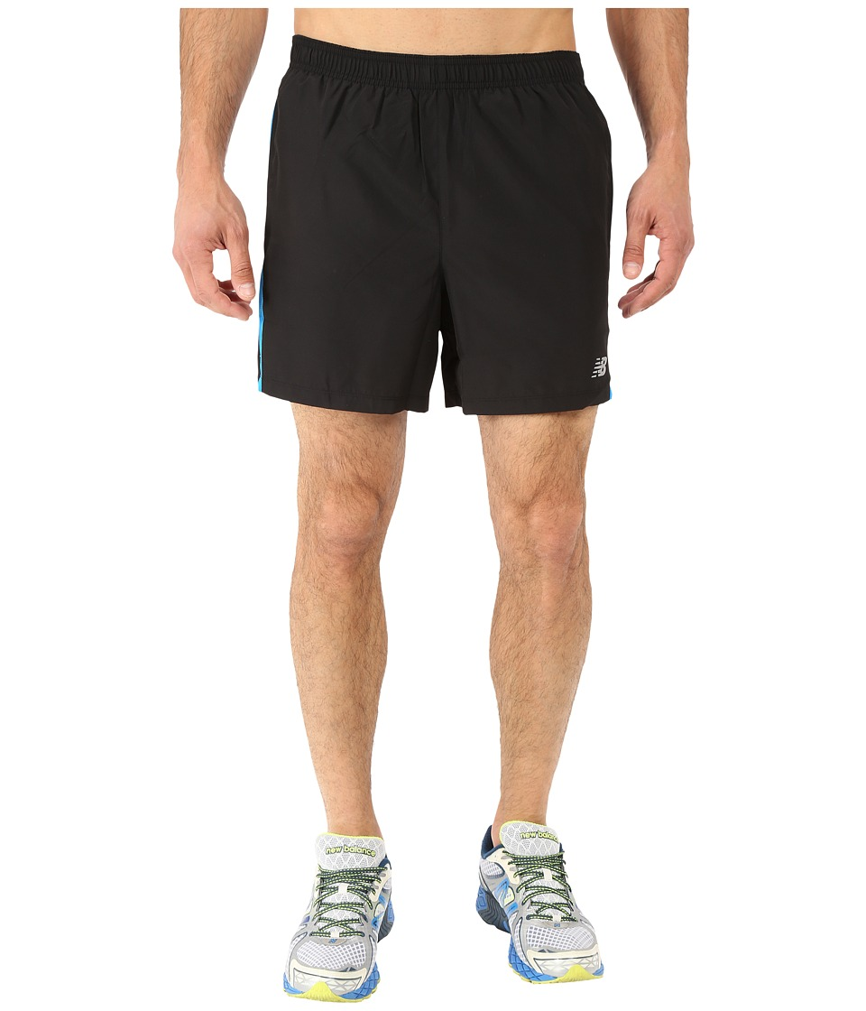 New Balance - Accelerate Shorts (Sonar) Men's Shorts