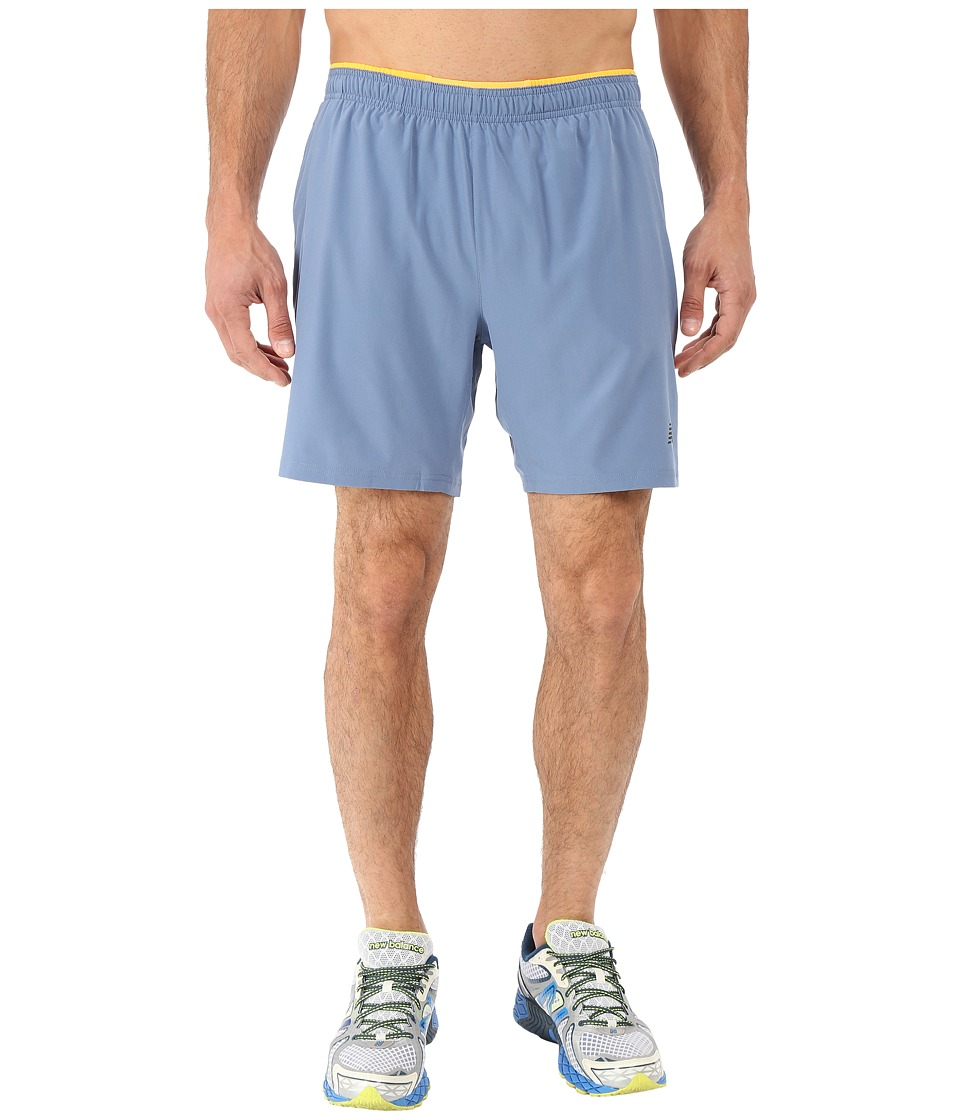 New Balance - 2-in-1 Woven Shorts (Crater) Men's Shorts
