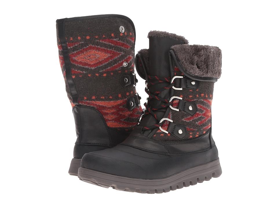 Bare Traps - Yaegar (Black/Black) Women's Shoes