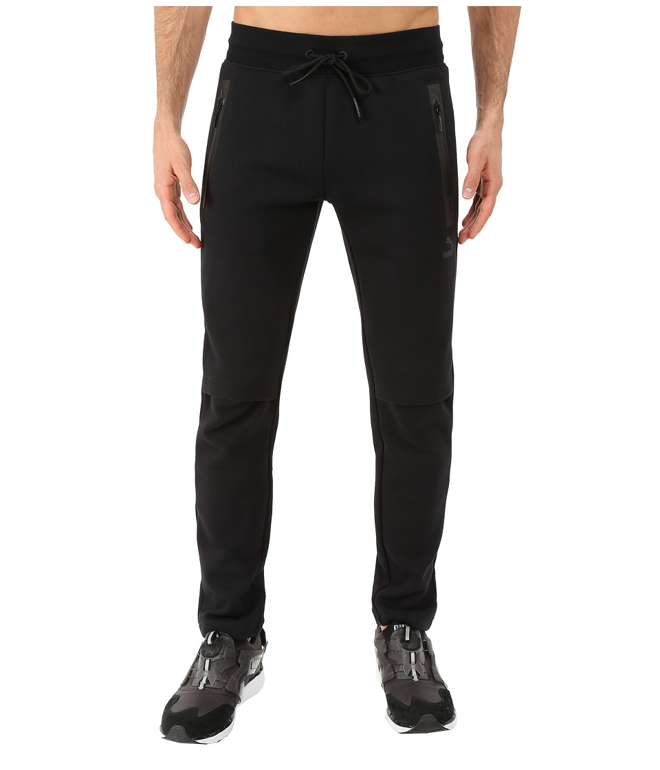 PUMA - Evo LV Sweatpants (Black) Men's Casual Pants