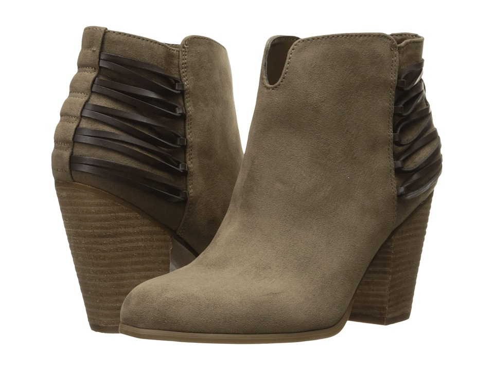 CARLOS by Carlos Santana - Hawkins (Charcoal Grey) Women's Boots
