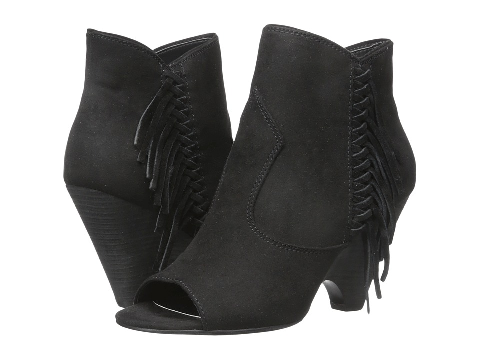 CARLOS by Carlos Santana - Peyton (Black) Women's Boots