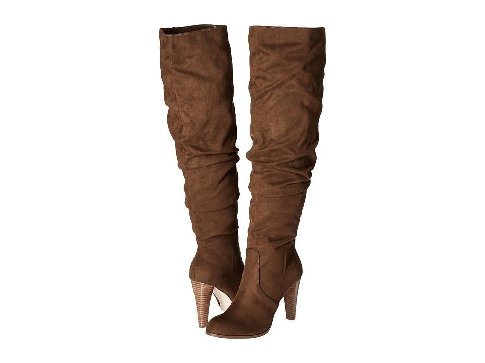 CARLOS by Carlos Santana - Delia (Moss) Women's Boots