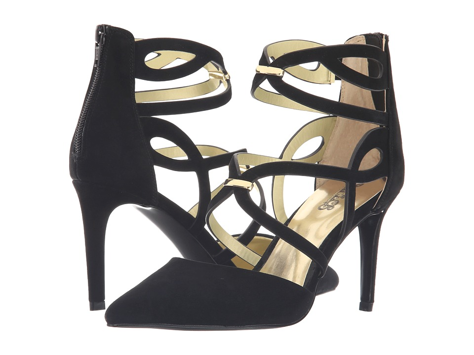CARLOS by Carlos Santana - Thea (Black) High Heels