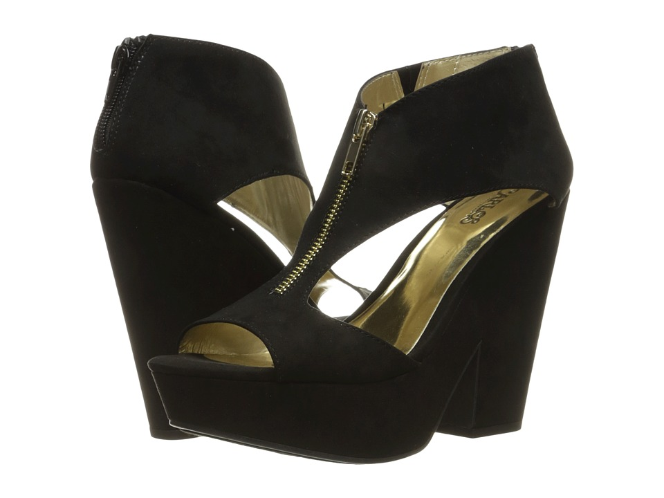 CARLOS by Carlos Santana Blaine (Black) High Heels