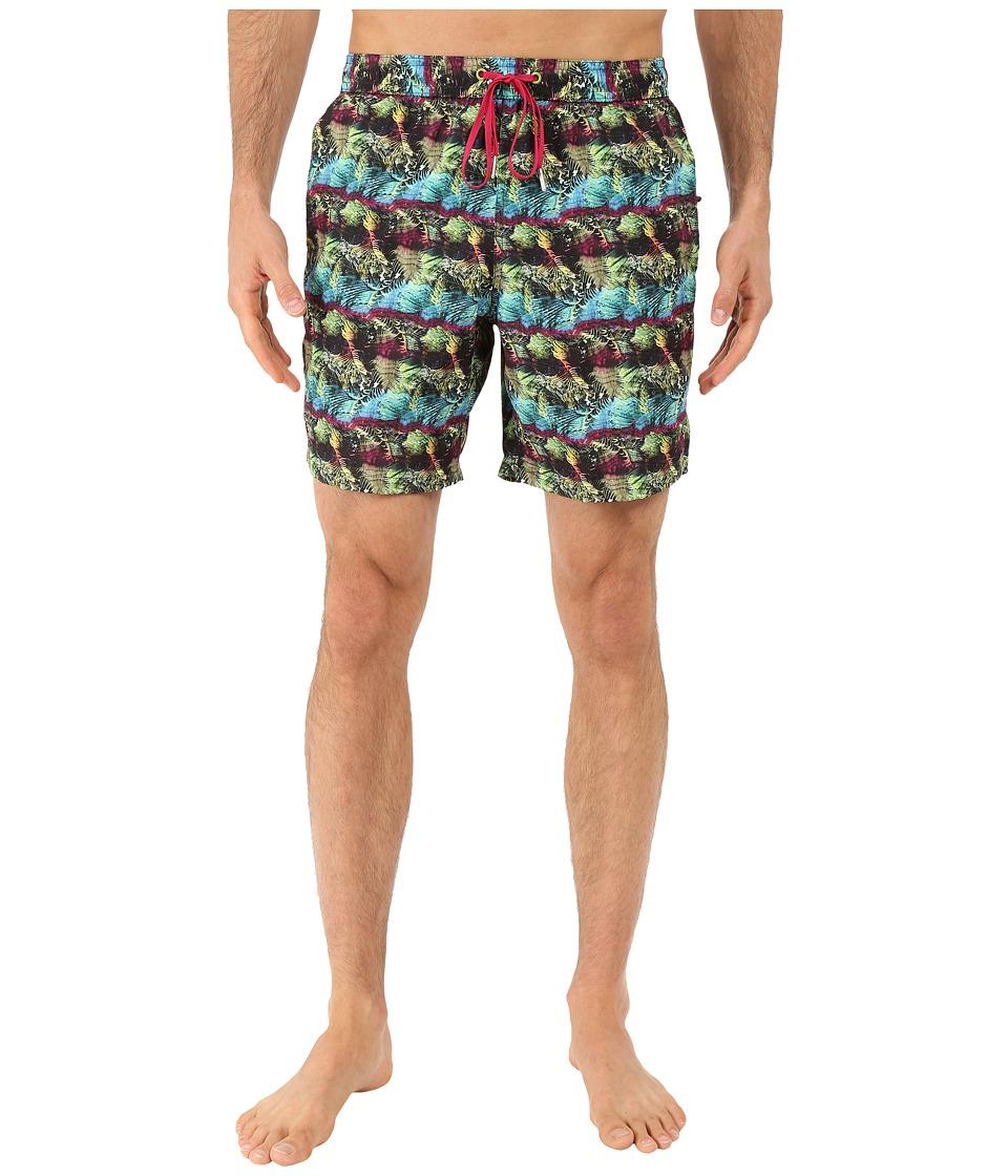 Rainforest - Hypercolor Palms (Multi) Men's Swimwear