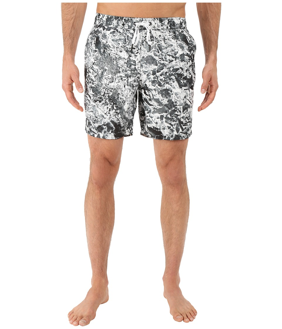 Rainforest - Moonrock Trunks (Grey) Men's Swimwear
