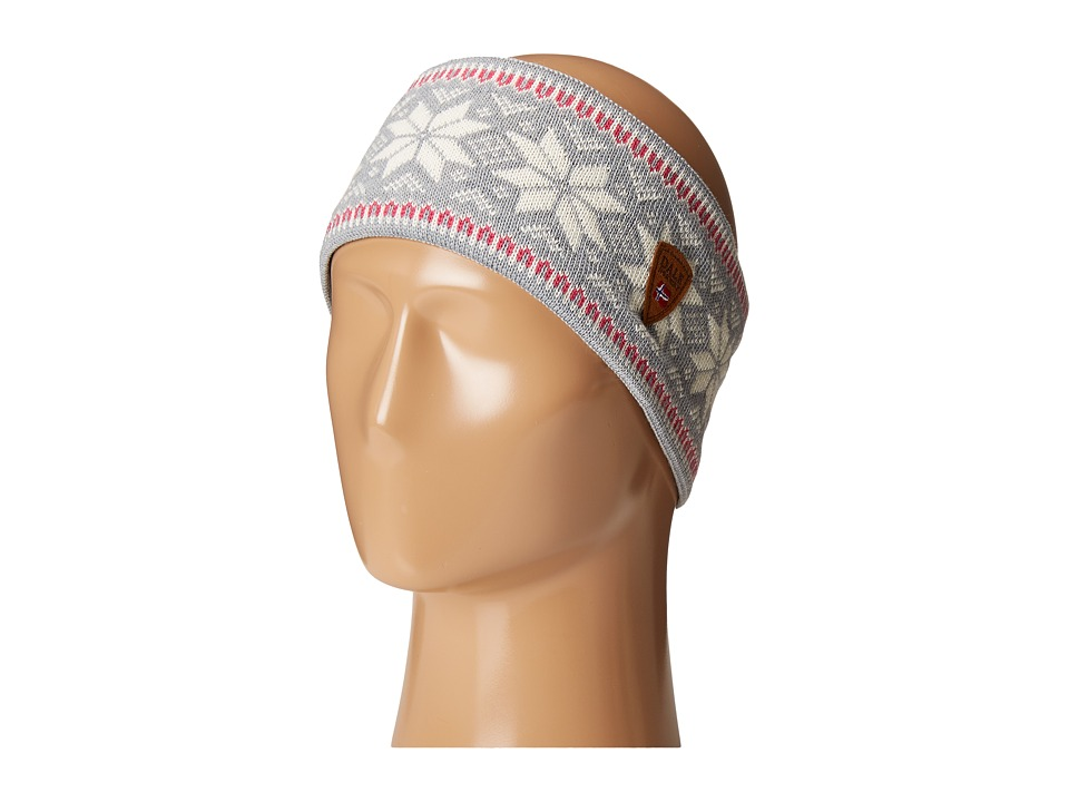 Dale of Norway - Garmisch Headband (Grey Melange/Off-White) Headband