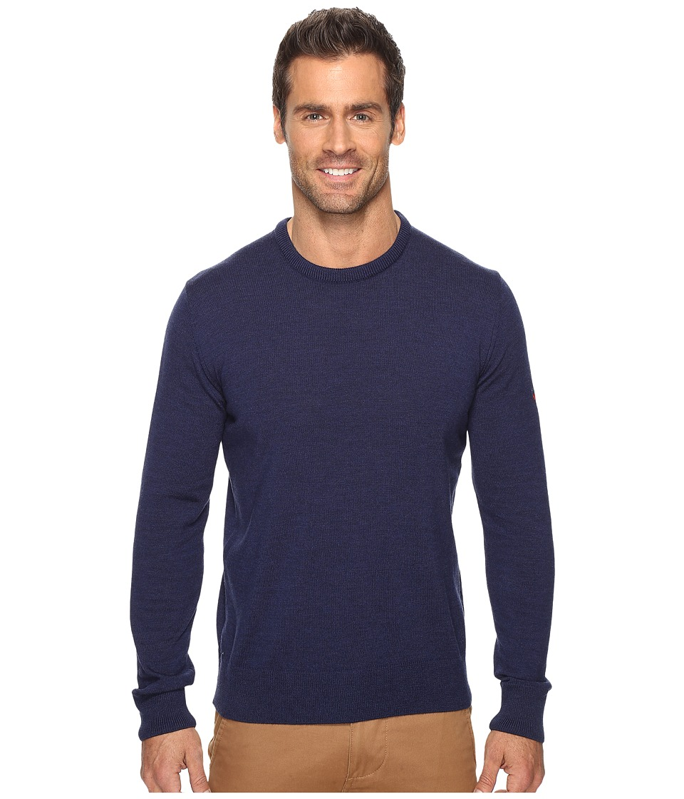 Dale of Norway - Magnus Sweater (Navy Melange) Men's Sweater
