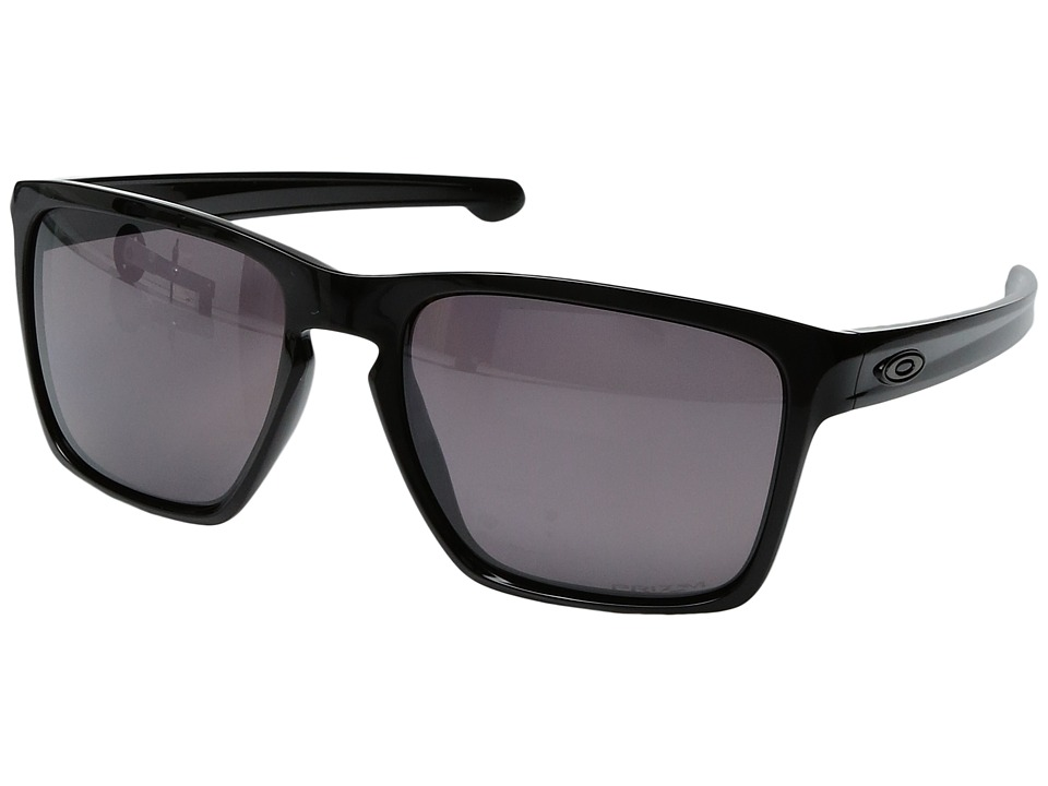Oakley - Sliver XL (Polished Black w/ Prizm Daily Polarized) Fashion Sunglasses