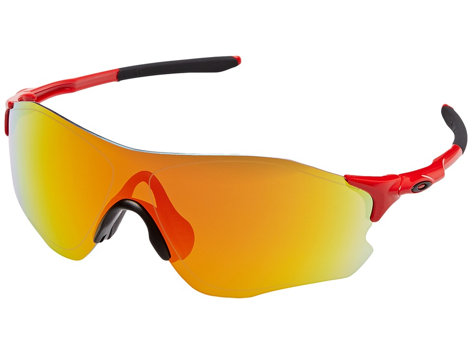 Oakley - Evzero Path (Infared w/ Fire Iridium) Fashion Sunglasses