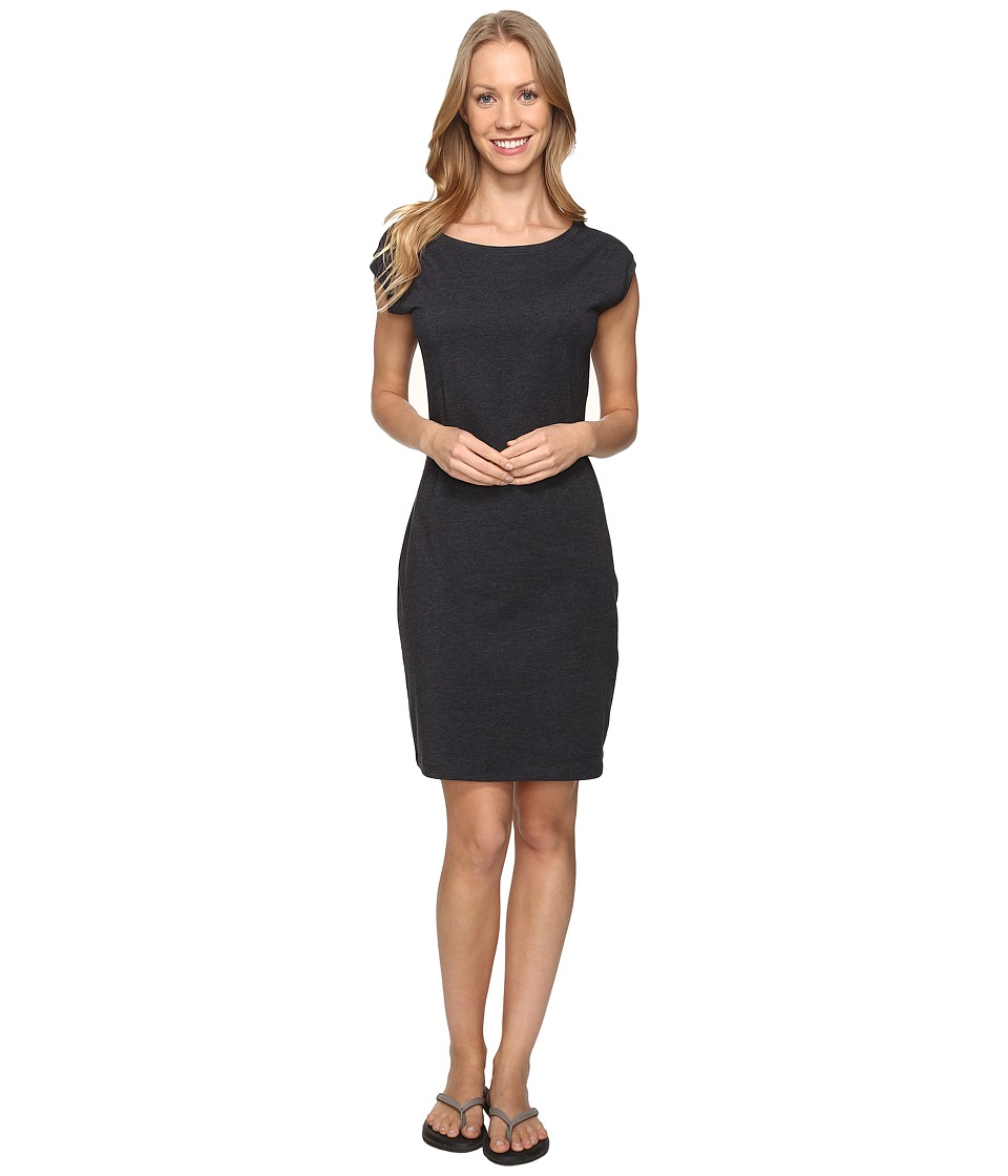 Lole - Luisa Dress (Black Heather) Women's Dress