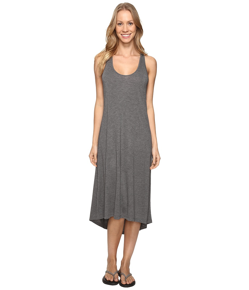 Lole Samia Dress (Dark Charcoal Heather) Women