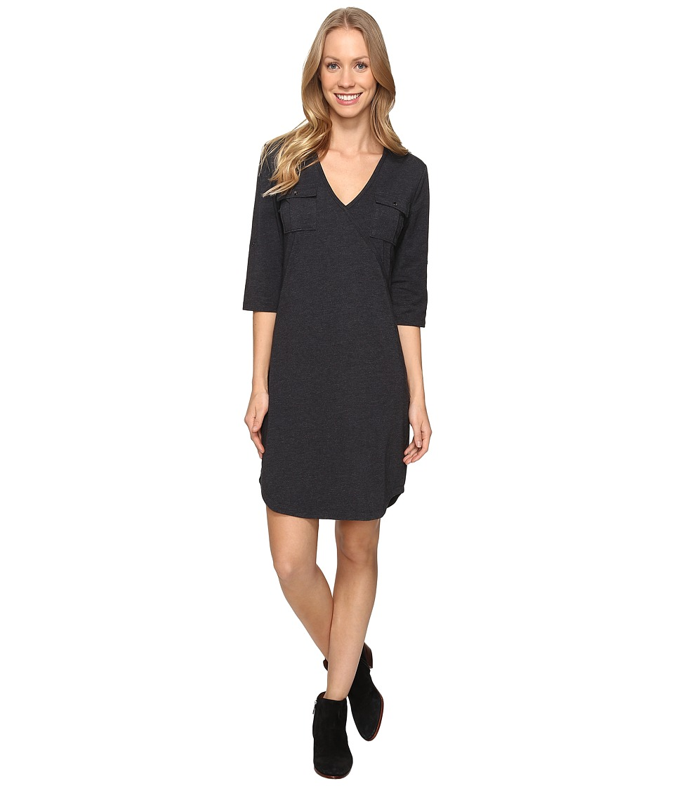 Lole - Leann Dress (Black Heather) Women's Dress