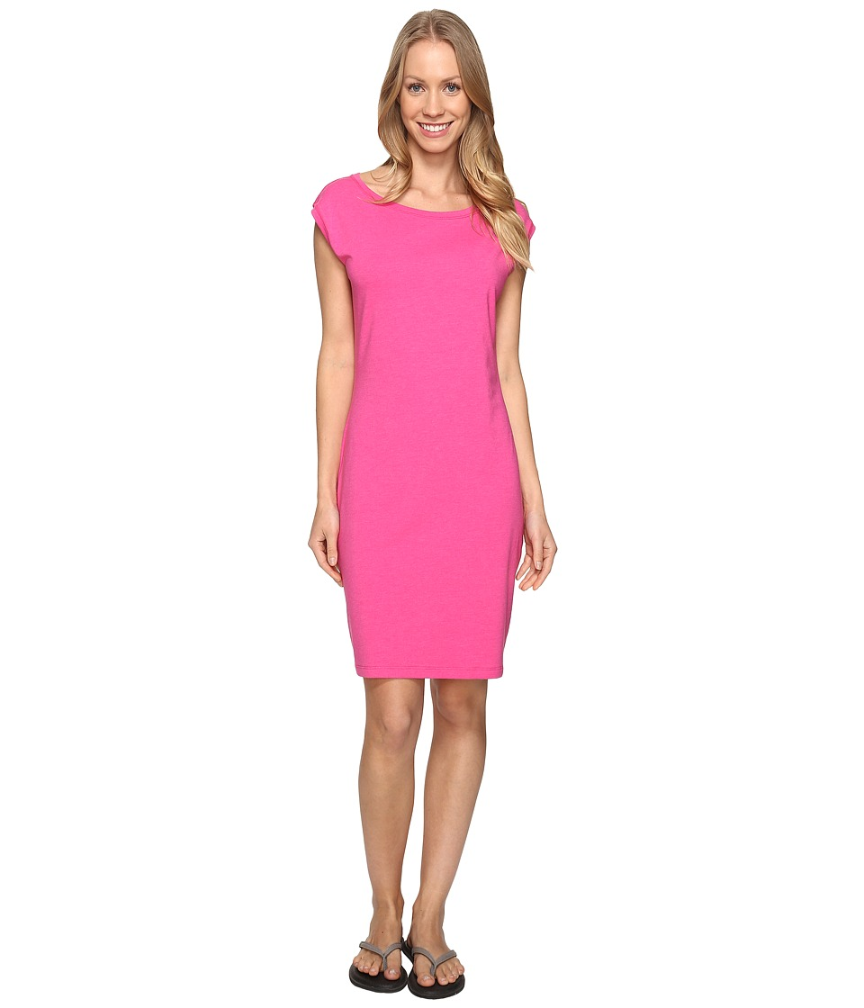 Lole - Luisa Dress (Fuchsia Purple Heather) Women's Dress
