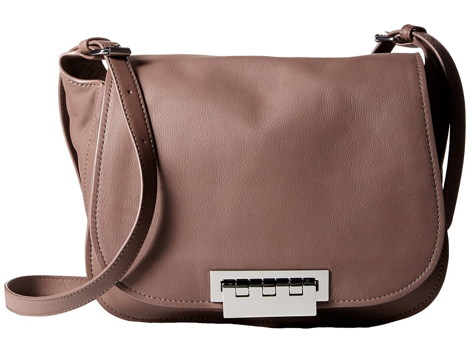 ZAC Zac Posen - Eartha Iconic Saddle (Smog) Handbags