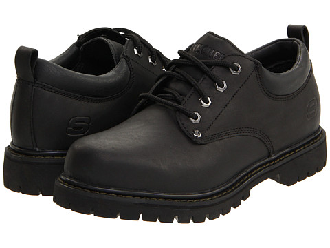 SKECHERS - Tom Cats (Black) Men