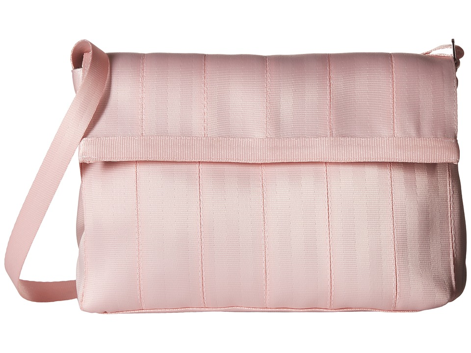 Harveys Seatbelt Bag - Foldover (Rose Quartz) Handbags