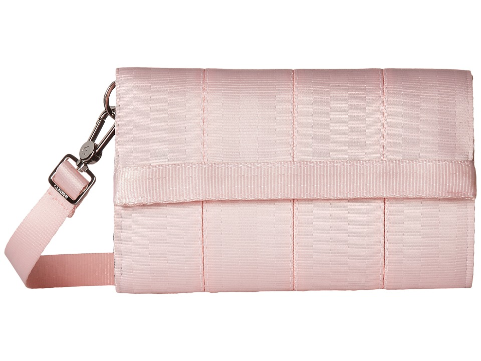 Harveys Seatbelt Bag - Streamline Wallet (Rose Quartz) Bill-fold Wallet