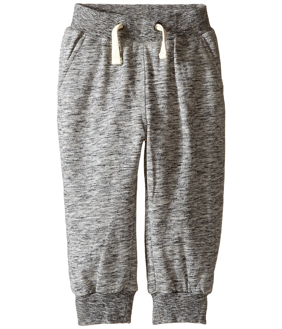 Pumpkin Patch Kids - Jake Jogger (Infant/Toddler/Little Kids/Big Kids) (Grey Marle) Boy's Casual Pants