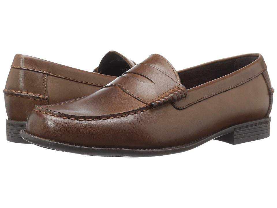 Cole Haan - Dustin Penny II (Dark Brown) Men