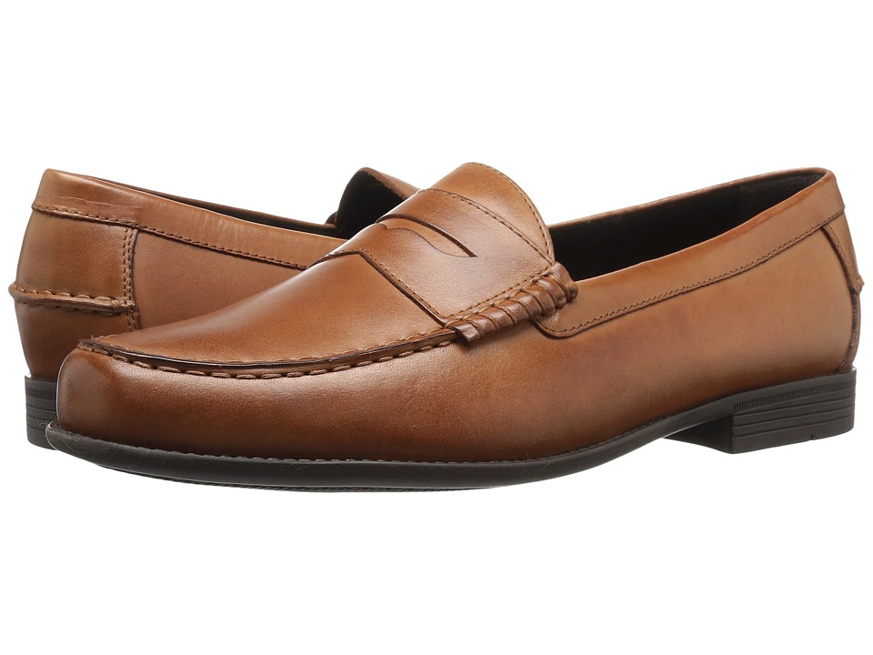 Cole Haan - Dustin Penny II (British Tan) Men