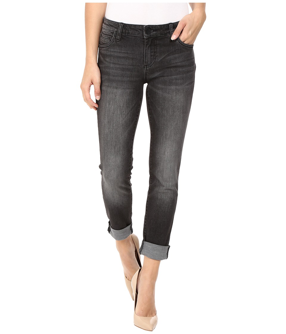 KUT from the Kloth - Catherine Five-Pocket Boyfriend Jeans in Astonished (Astonished) Women's Jeans