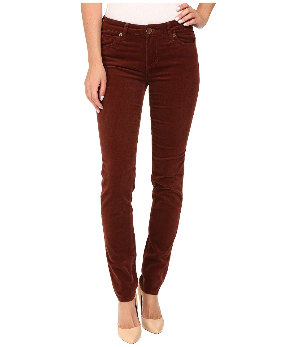 KUT from the Kloth - Diana Corduroy Skinny in Nutmeg (Nutmeg) Women's Jeans