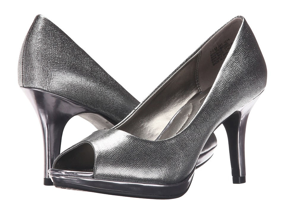 Bandolino - Supermodel (Pewter Synthetic) Women's Shoes