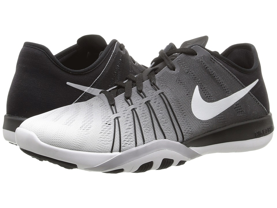 Nike - Free TR 6 Spectrum (Black/Summit White/Wolf Grey) Women's Cross Training Shoes