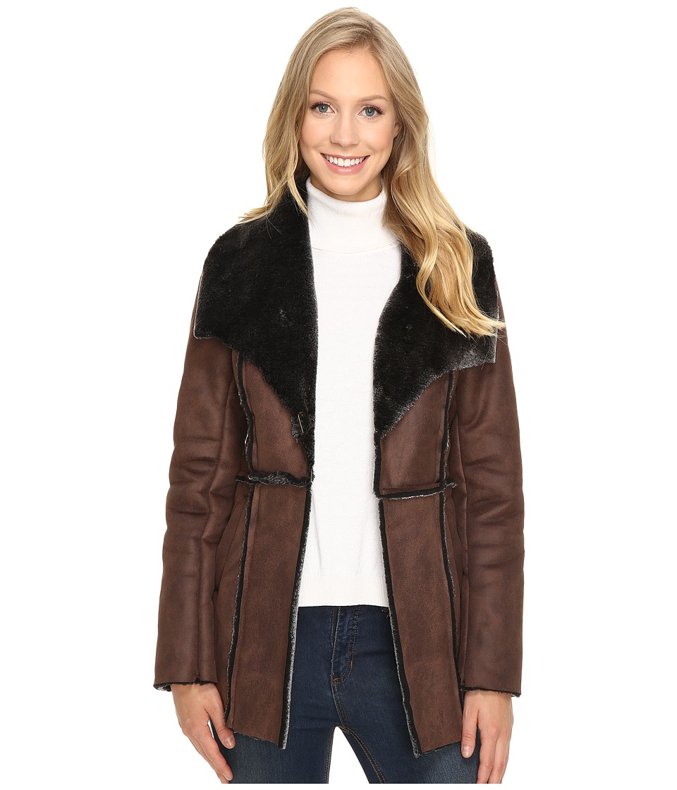 KUT from the Kloth - Abigail (Brown) Women's Coat