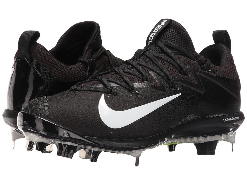 Nike - Vapor Ultrafly Elite (Black/White/Black) Men's Cleated Shoes