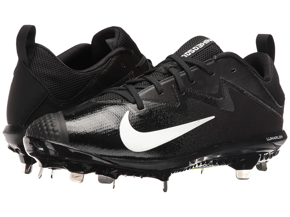 Nike - Vapor Ultrafly Pro (Black/White/Anthracite) Men's Cleated Shoes