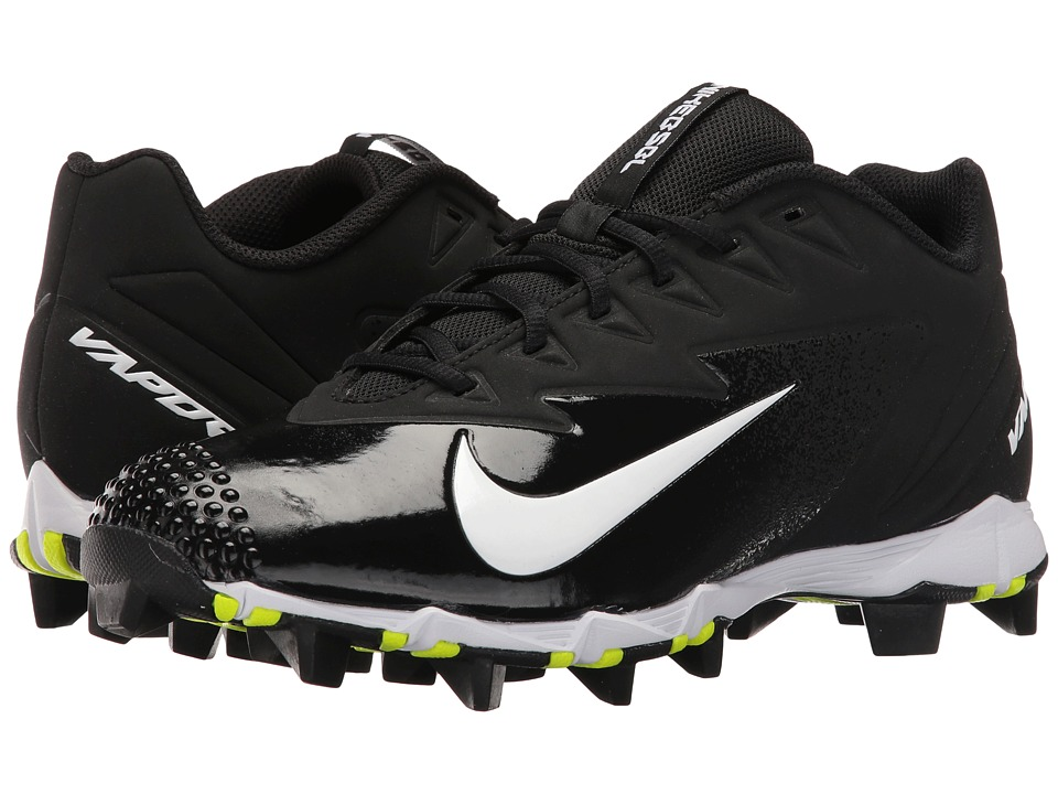 Nike - Vapor Ultrafly Keystone (Black/White/Anthracite) Men's Cleated Shoes