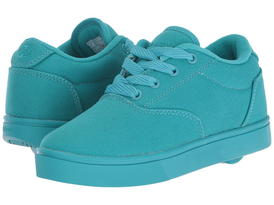 Heelys - Launch (Little Kid/Big Kid/Adult) (Aqua) Kids Shoes