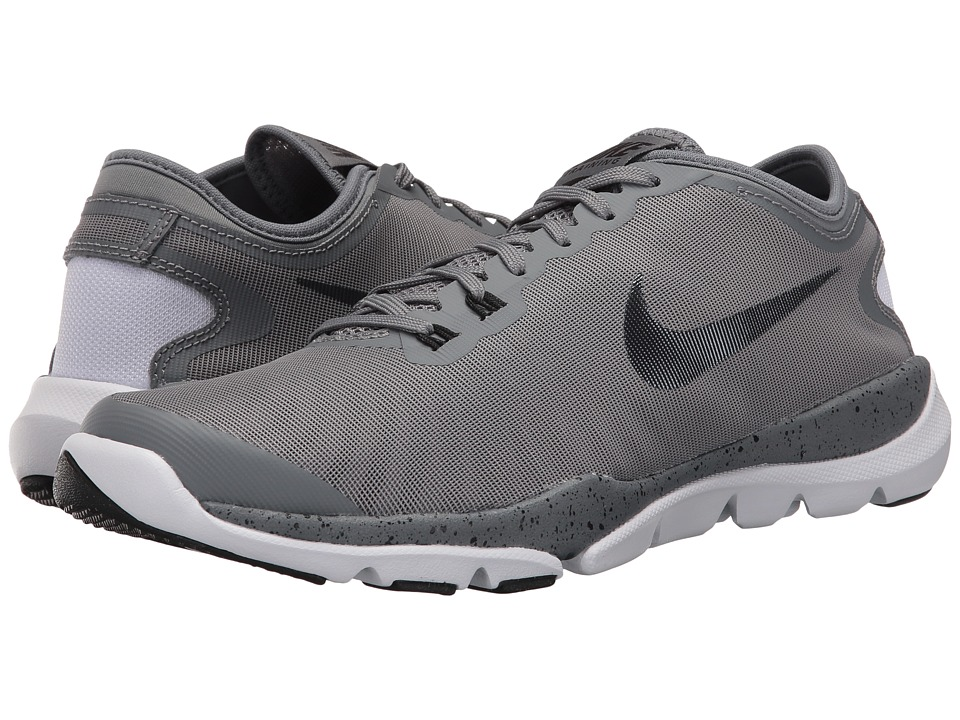 Nike - Flex Supreme TR 4 HP (Clear Grey/Metallic Hematite) Women's Cross Training Shoes