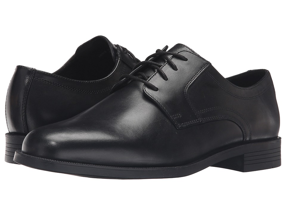 Cole Haan - Dustin Plain Ox II (Black) Men