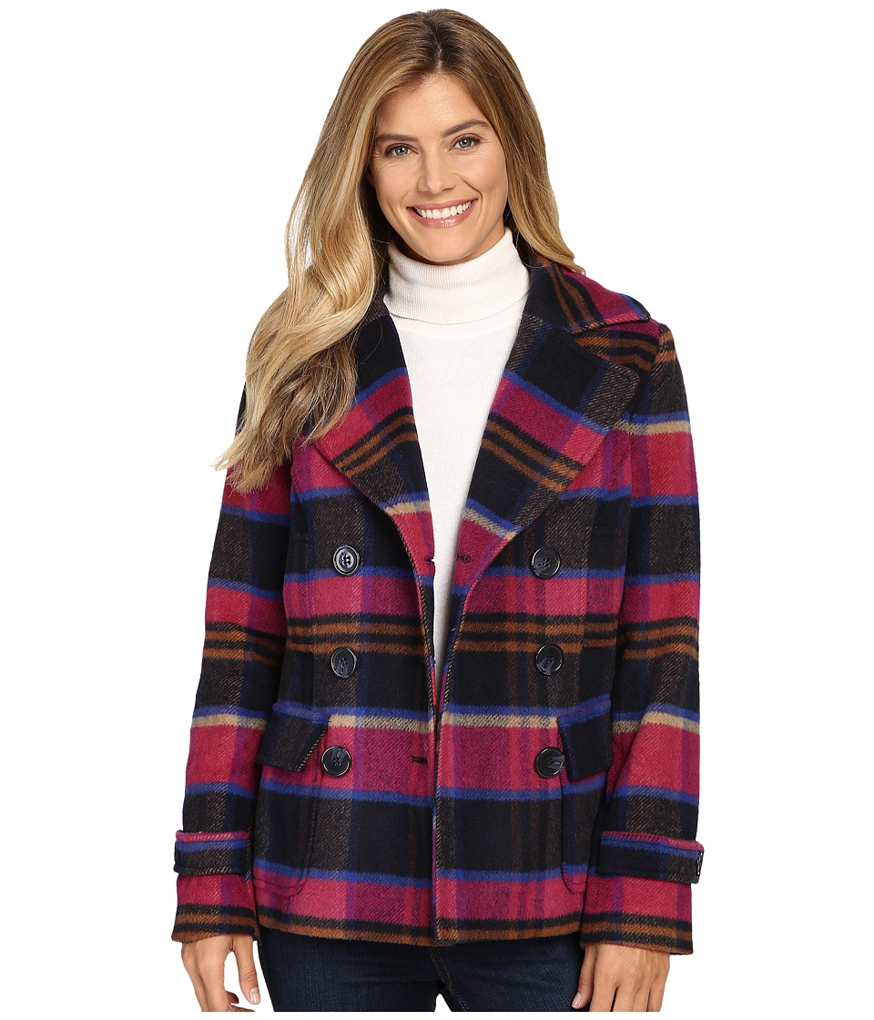 KUT from the Kloth - Katherine (Pink/Purple) Women's Coat