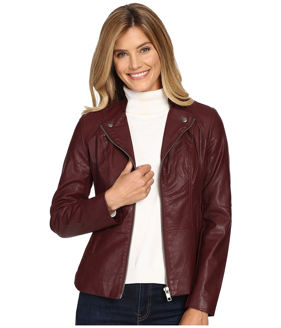 KUT from the Kloth - Aniya (Burgundy) Women's Coat