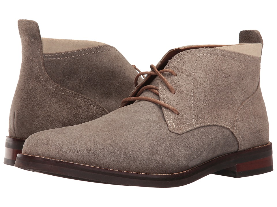 Cole Haan - Ogden Stitch Chukka II (Driftwood Suede) Men's Shoes