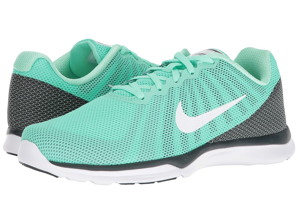 Nike - In-Season TR 6 (Green Glow/White/Urban Lilac/Force Purple) Women's Cross Training Shoes